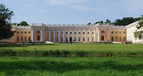 Питер, Александровский дворец