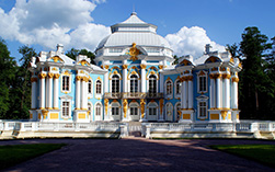 Питер Царское Село павильон