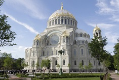 Питер Кронштадский собор