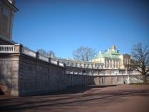 Питер Ораниенбаум Башня дворца