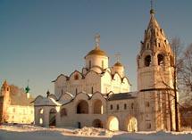 Суздальский Покровский монастырь