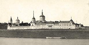 Мужской тверской отрочев монастырь 01