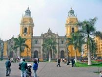Америка Собор в Лиме