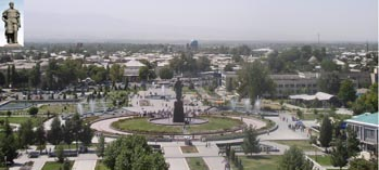 Родина Тамерлана Шахризабз