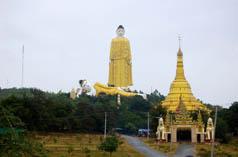 Будда в Мьянме