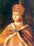 Евдокия Лопухина первая жена Петра I - 01