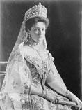 Императрица Александра Федоровна жена Николая II