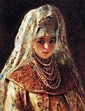 Соломония Сабурова (в иночестве София Суздальская) выглядела как-то так