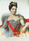 Марта Скавронская, Екатерина I