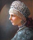 Боярыня, худ. Андрей Шишкин