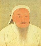 Чингисхан - предполагаемый портрет