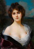 Вероятный портрет Анна Монс