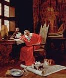 Кардинал Ришелье и кошки