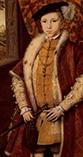 Эдуард 6 сын короля Англии Генриха 8