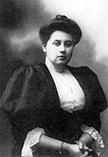 Фрейлина императрицы Александры Федоровны Анна Александровна Вырубова (Танеева)