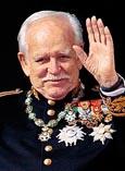 Князь Монако Ренье III отец Альбера