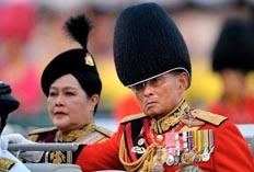Король Таиланда Пумипон Адульядет Великий