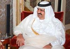 Эмир Катара Хамад бен Халифа Аль Тани