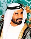 Эмир Дубая Шейх Мухаммед бин Рашид Аль Мактум