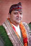 Король Непала Гьянендра Бир Бикрам Шах