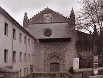 Обитель Святого Креста в Сеговии