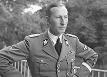 Рейнхард Гейдрих начальник главного управления имперской безопасности Третьего Рейха