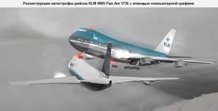 Авиакатастрофа реконструкция