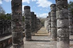 Древний город майя на Юкатане Чичен-Ица 05