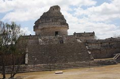 Древний город майя на Юкатане Чичен-Ица 06