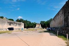 Древний город майя на Юкатане Чичен-Ица 07