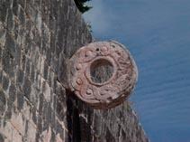 Древний город майя на Юкатане Чичен-Ица 08