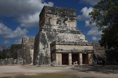 Древний город майя на Юкатане Чичен-Ица 10