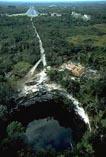 Водная пещера для жертвоприношений Майя 16