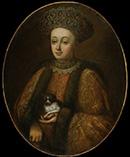 Жена Федора - Марфа Матвеевна Апраксина