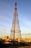 Самая большая в мире радиопередающая башня - на Шаболовке