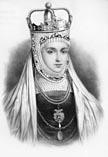 Барбара Радзивилл королева Польши, жена Сигизмунда-Августа