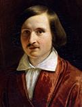 Николай Васильевич Гоголь (01.04.1809 - 04.03.1852) русский писатель