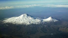 Гора Арарат (Турция)