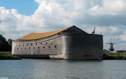 В Америке построен энтузиастами Ковчег Ноя в натуральную величину