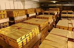 Хранилище золотых запасов
