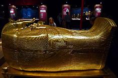 Саркофаг Тутанхама
