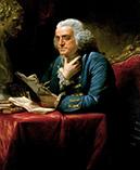 Бенджамин Франклин отец США