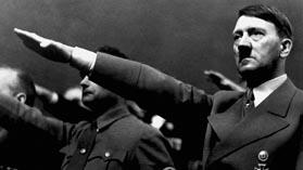 Гитлер в приветствии